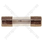 32 mm Glass Slow Blow Fuse  - Rating (A) 200mA