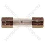 32 mm Glass Slow Blow Fuse  - Rating (A) 250mA