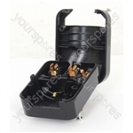 13 A Fused Euro Converter Schuko Earthed Plug to 3 Pin UK Plug