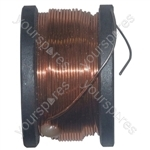 12mH 1.5A Ferrite Coil For Use In Crossover Networks. Bobbin
