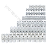 12 Way Screw Terminal Block - Amps 6A