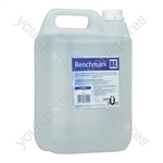 Venü BE Benchmark Medium Density Slow Dispersal Club Smoke Fluid - Volume (l) 5