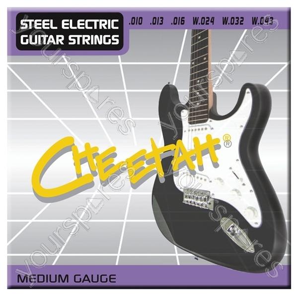 johnny brook electric guitar strings set of 6 gauge medium g884b by johnny brook. Black Bedroom Furniture Sets. Home Design Ideas