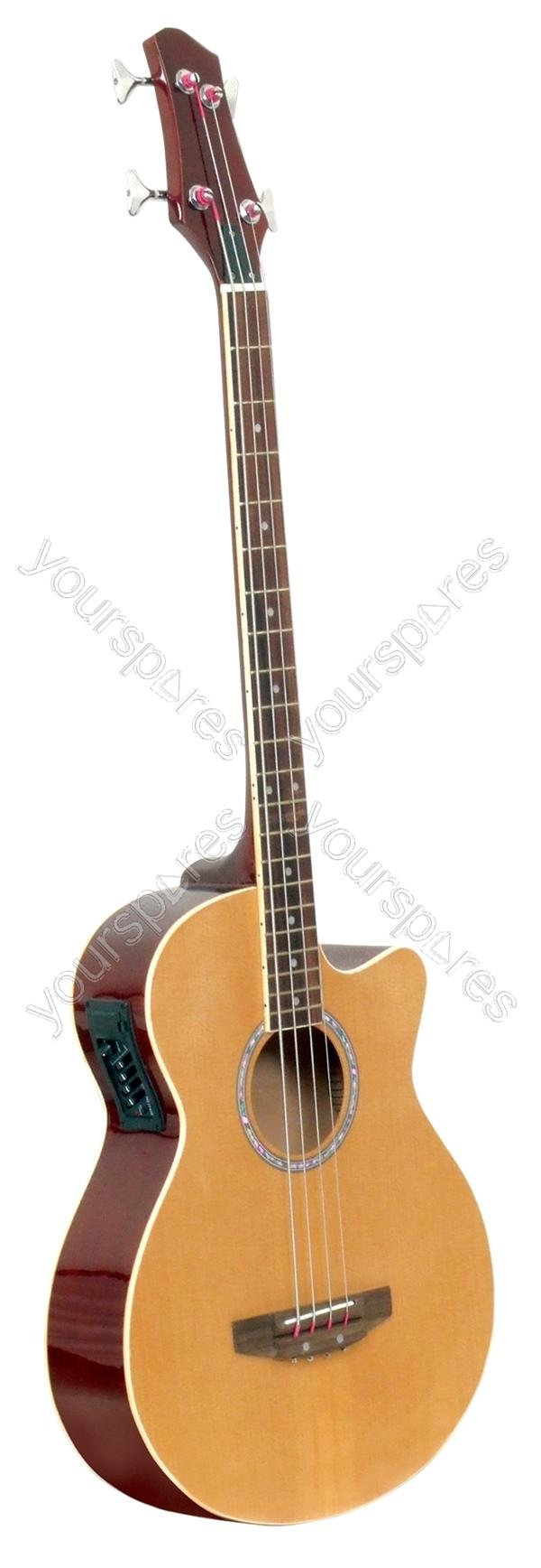 Cheetah Acoustic Bass Guitar G902fa By Cheetah