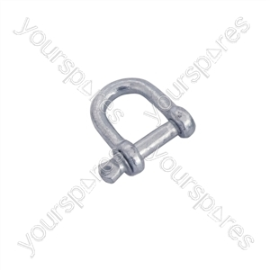 D Type Shackles - Size (mm) 6