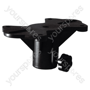 35mm External Plastic Speaker Mount (Top Hat)