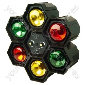6 Way Pod Light