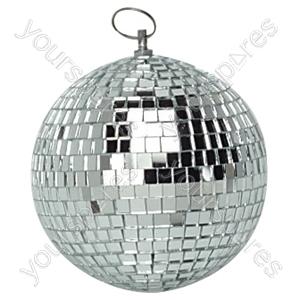 FXLab Silver Mirror Ball - Diameter (mm) 100mm (4inch)