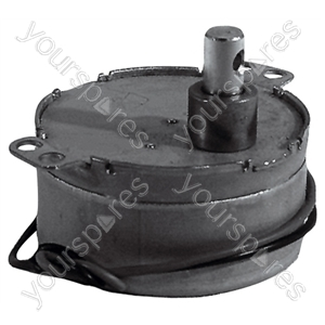 4 W 36 RPM CW/CCW Replacement Motor