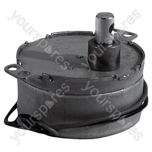 4 W 2.5 RPM CW Replacement Motor