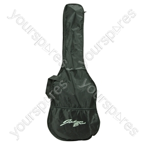 Nylon Standard Electric Guitar Bag With Handles and Backpack Straps