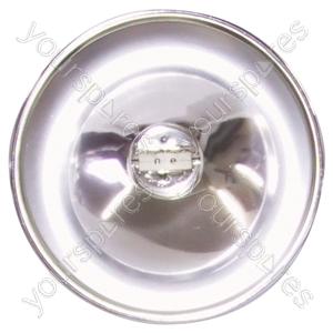 Silver Medium Flood Par 56 Reflector with Lampholder