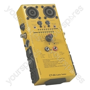 Soundlab Universal Cable Tester (12 Type)