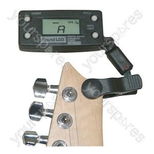 SoundLAB Digital Guitar Tuner