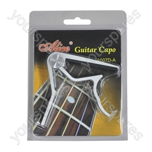 Metal Capo with Grips