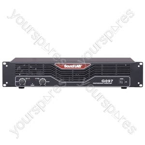 Soundlab Stereo Slave Amplifier 90+90W