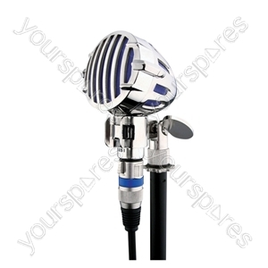 Alctron Harmonica Microphone - Colour Blue