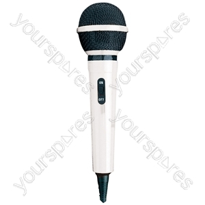 mr entertainer karaoke microphone