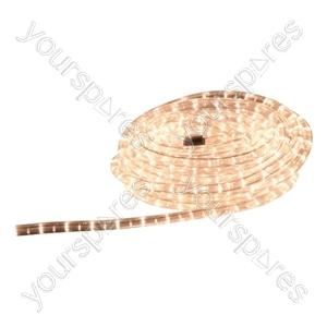 Eagle Static Plug and Play LED Rope Light 9m - Colour Ice White