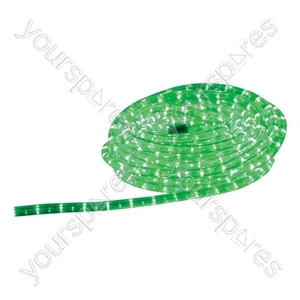 Eagle Static LED Rope Light 6m - Colour Green