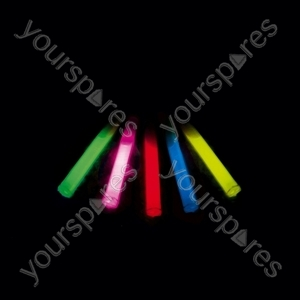 Glow Stick 150mm - Colour Blue
