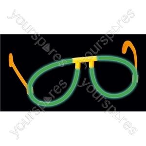 Glow Glasses - Colour Green