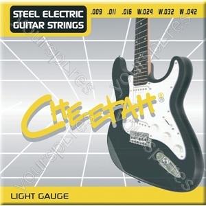 Johnny Brook Electric Guitar Strings Set of 6 - Gauge Extra-Light