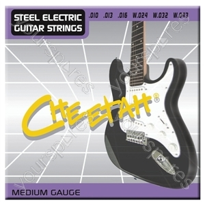 Johnny Brook Electric Guitar Strings Set of 6 - Gauge Medium
