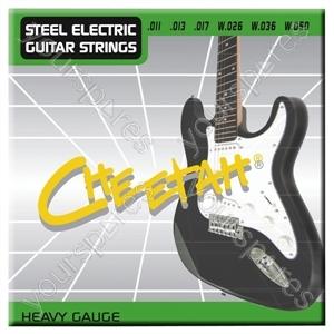 Johnny Brook Electric Guitar Strings Set of 6 - Gauge Heavy