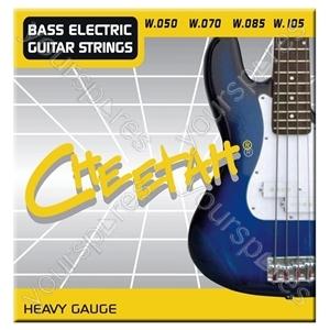 Johnny Brook Bass Guitar Strings Set of 4 - Gauge Heavy