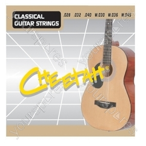 Johnny Brook Acoustic Guitar Strings - Set of 6