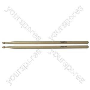 Maple Drum Sticks (Pair) - Size 7A
