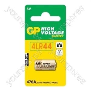 GP Batteries GP476A-C1 High Voltage Super Alkaline Battery (Card Of One)