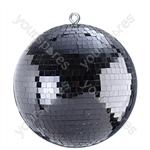 Black Mirror Ball - Diameter (mm) 300