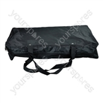 Fabric Sheet Music Stand Carry Bag