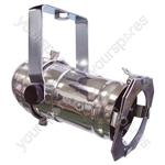 Par 16 Can 230V (GU10) - Colour Aluminium
