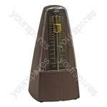 Large Ebony Effect Mechanical Metronome