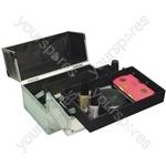 Electrovision Professional Large Aluminium Cosmetics Case