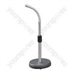 Desk Microphone Stand With Gooseneck