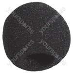 Foam Microphone Windshield 10mm