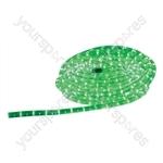 Eagle Static Plug and Play LED Rope Light 9m - Colour Green