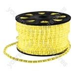 Eagle Static LED Rope Light 45m - Colour Yellow