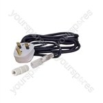 Static Rope Light Power Lead 1.8m