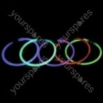 Glow Bracelet 200mm - Colour Blue