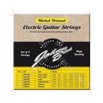 Johnny Brook Nickel Wound Electric Guitar Strings Set of 6 - Gauge Light/Regular