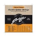 Johnny Brook Nickel Plated Steel Electric Guitar Strings Set of 6 - Gauge Light