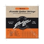 Johnny Brook Bronze Acoustic Guitar Strings Set of 6 - Gauge .012/.016/.024/.032/.042/.052