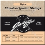 Johnny Brook Nylon Classical Guitar Strings Set of 6 - Inner box quantity 20