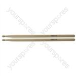 Maple Drum Sticks (Pair) - Size 5A