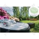 St Helens Home and Garden Water Resistant Day Bed Cover